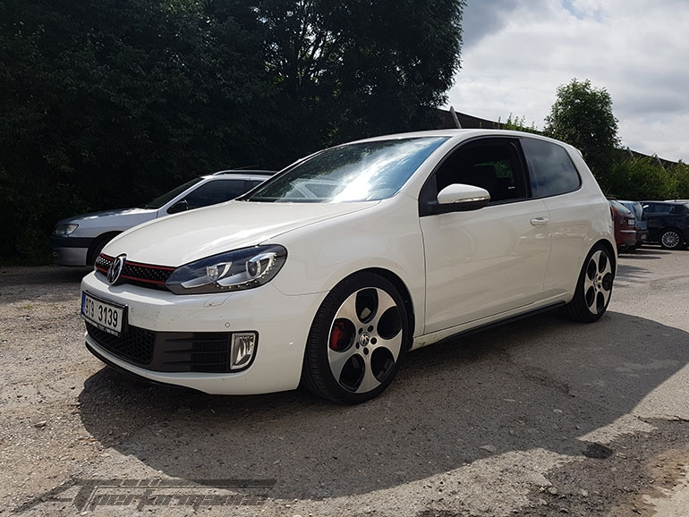 Chiptuning VW Golf VI GTI 2.0 TSI - 155kw