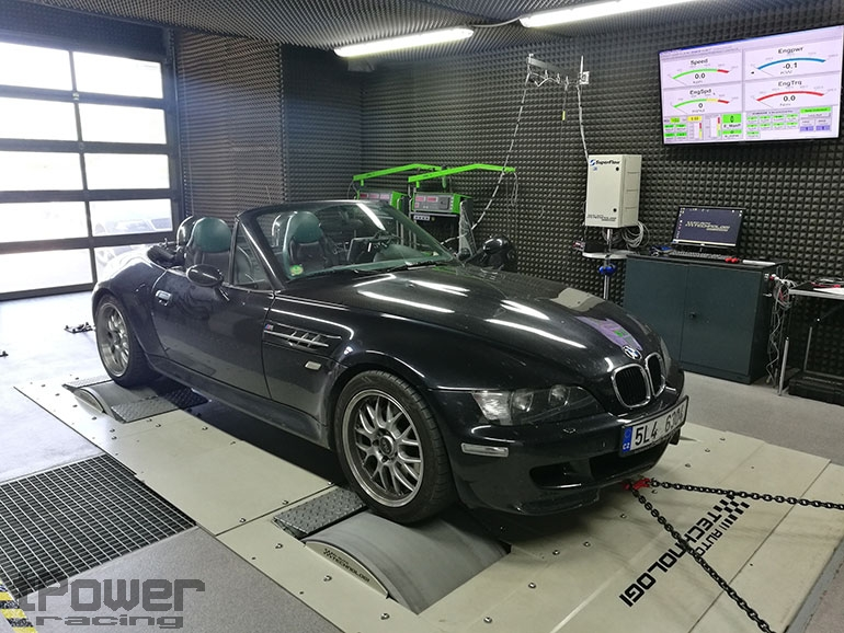 Chiptuning BMW Z3 M Roadster